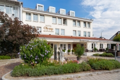 Hotel Olymp Hauptgebäude