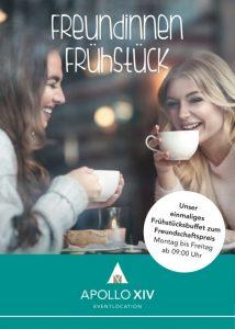 Flyer-Fruehstueck