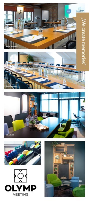 Photo Collage Meeting Rooms
