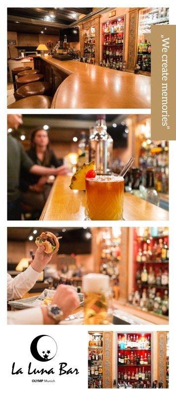 Bild Collage La Luna Bar