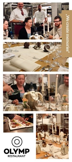 Collage Chefs Table