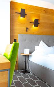 Olymp Munich hotel zimmer